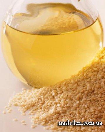 Медицинское применение кунжутного масла
