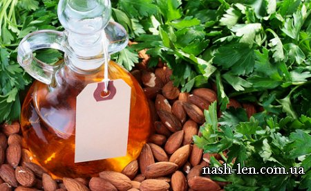 Лечение с помощью миндального масла
