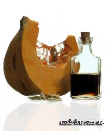 Характеристика тыквенного масла